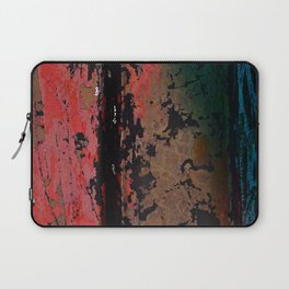 Scratchy lacker Laptop Sleeve