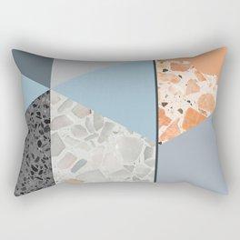 Terazzo Tiles Rectangular Pillow