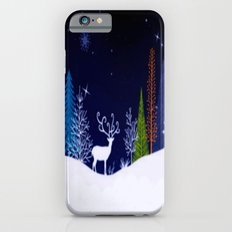 Snowy Night iPhone 6s Slim Case