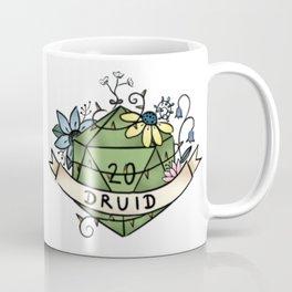 D20:Druid Coffee Mug