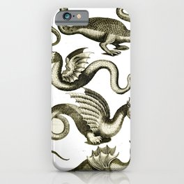 Serpents iPhone Case