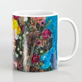 A Portrait of Mother Nature Coffee Mug