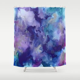 FUMES Shower Curtain