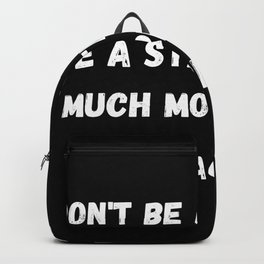 Statistics pun 2 Backpack