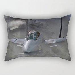 Carrier Breath Rectangular Pillow
