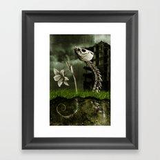 The Rainmaker Framed Art Print