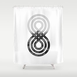 Nature's Knot Shower Curtain