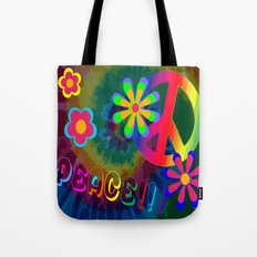 peace !!! Tote Bag