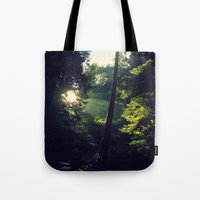 spiritual Tote Bags featuring Spiritual by LilyMichael Photography