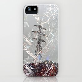 This is My Power by Debbie Porter iPhone Case