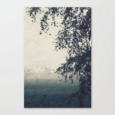 A Lovely Gloom Canvas Print