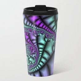 Cocoon Fractal Travel Mug