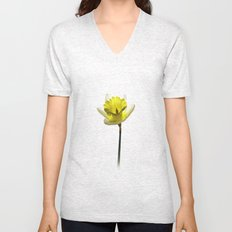Narcissus Unisex V-Neck
