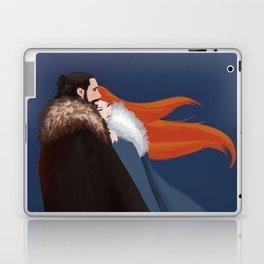 Facing the Night Together Laptop & iPad Skin