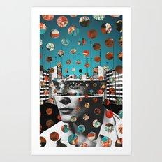 Microdosing (2017) Art Print