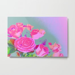 ROSES FOR ANY OCCASION Metal Print