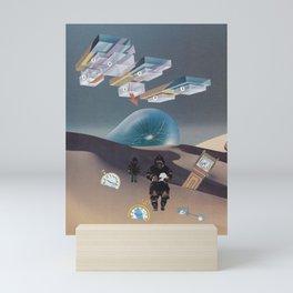 Time Travel Mini Art Print