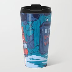 Big Bad Wolf Travel Mug