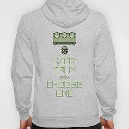 Keep Calm and Choose One Hoody