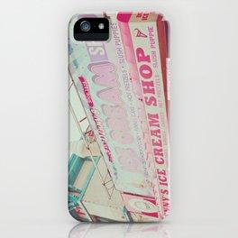 Ice Cream Shop iPhone Case