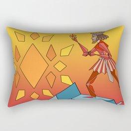 The Prince Rectangular Pillow