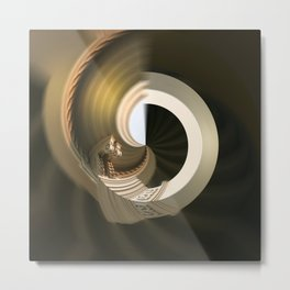 Surreal Architecture 1 Metal Print