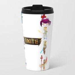 Chibi SMITE Goddesses Travel Mug