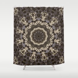 Holey Shower Curtain