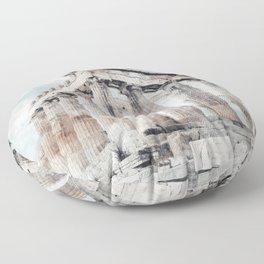 Parthenon Floor Pillow