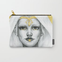 Priestess of the golden lights Carry-All Pouch