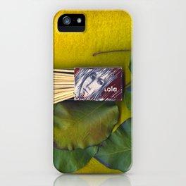 Lola NYC iPhone Case