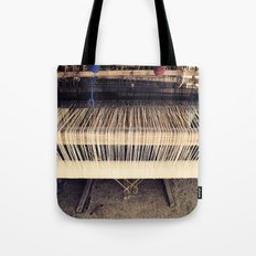 Textile Series - Loom Tote Bag