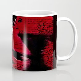 Fille Cachée Coffee Mug