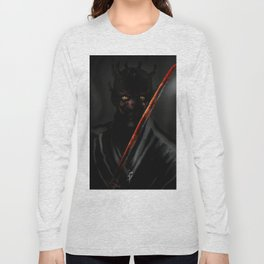 Katana Maul Long Sleeve T-shirt