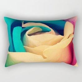 Rose#1 Rectangular Pillow