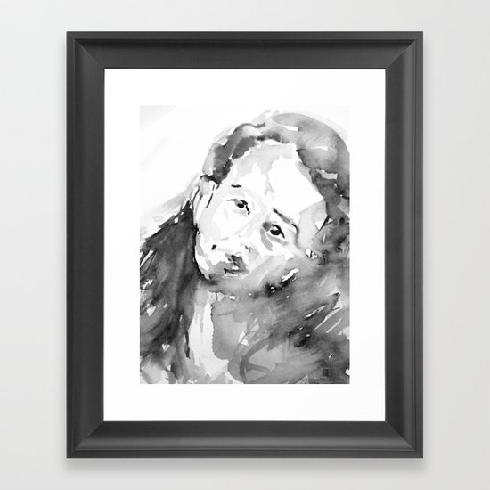 Dreams come true Framed Art Print