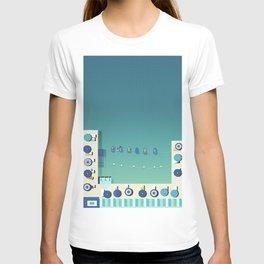 Italy Beach Life - Sorrento T-shirt