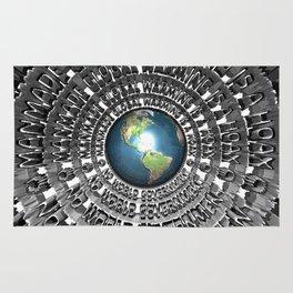 No World Government Rug