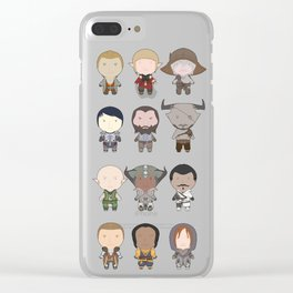 Inquisition Clear iPhone Case