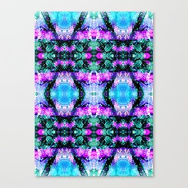 Spring Psychedelics Canvas Print