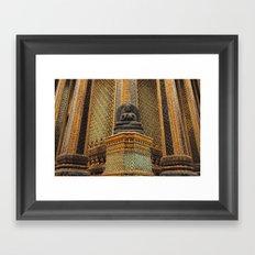 Buddha - Bangkok - Thailand Framed Art Print