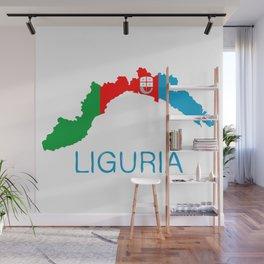Liguria Region Wall Mural