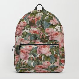 Roses Nostalgie Backpack