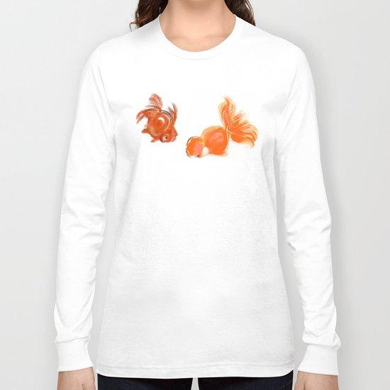 goldfish 1 Long Sleeve T-shirt
