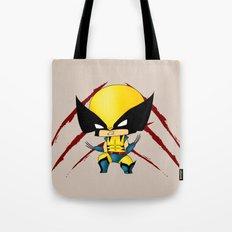 Chibi Wolverine Tote Bag