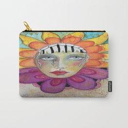 Summer Goddess Carry-All Pouch