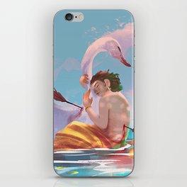 Baby Buddha iPhone Skin