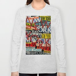 New York New York Long Sleeve T-shirt