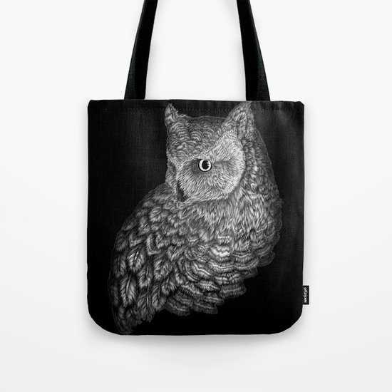 A Friend for Forsythe in Black Tote Bag