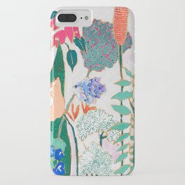 Speckled Garden iPhone Case